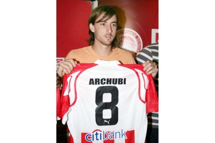 Rodrigo Javier Archubi, o αντικαταστάτης του Τζόρτζεβιτς