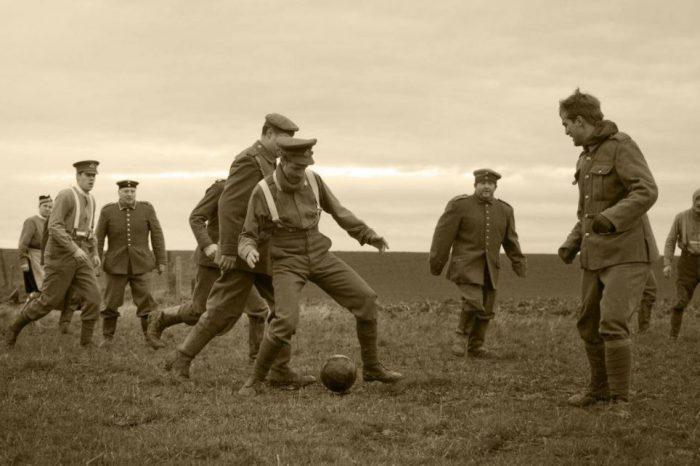 Το ποδόσφαιρο που σταμάτησε τον πόλεμο