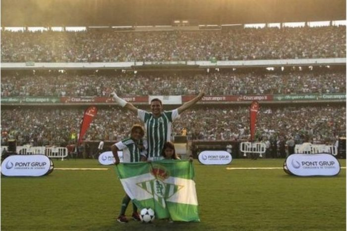 Joaquín, η ψυχή της Real Betis