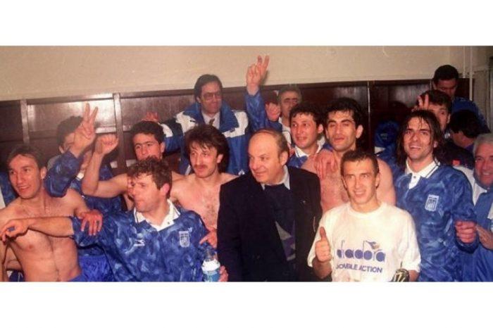 Μια υπερπαραγωγή του BBC: Η Εθνική Ελλάδος στο Μουντιάλ του 1994
