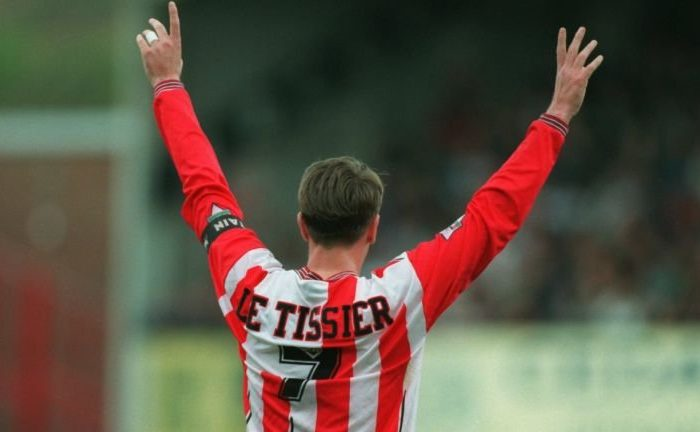 Matt Le Tissier, ο Θεός της Southampton