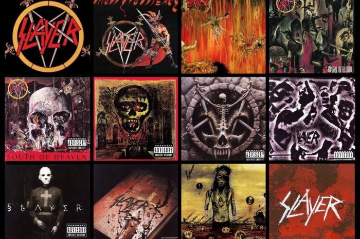 Slayer: Forever Reigning In Blood
