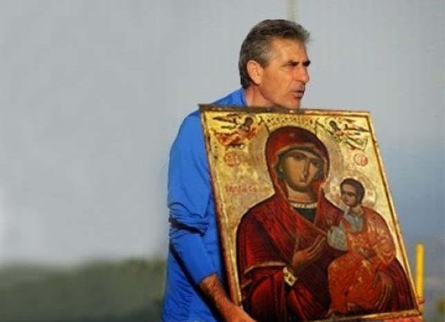 Ο Άγγελος Αναστασιάδης είναι ο ιδανικός προπονητής για την Εθνική μας, ώστε η Παναγία να υποστηρίξει ξανά την Ελλάδα!