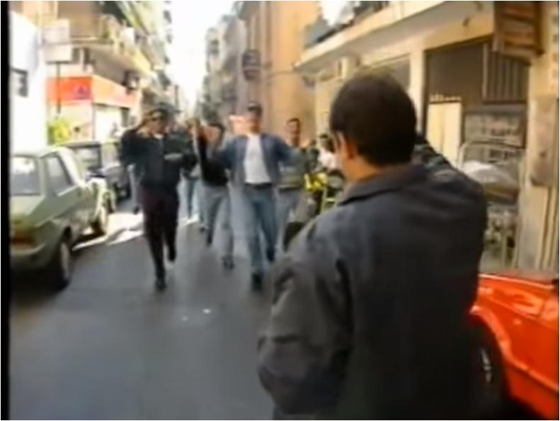 Μπουρδελότσαρκα στην Αθήνα των 90's