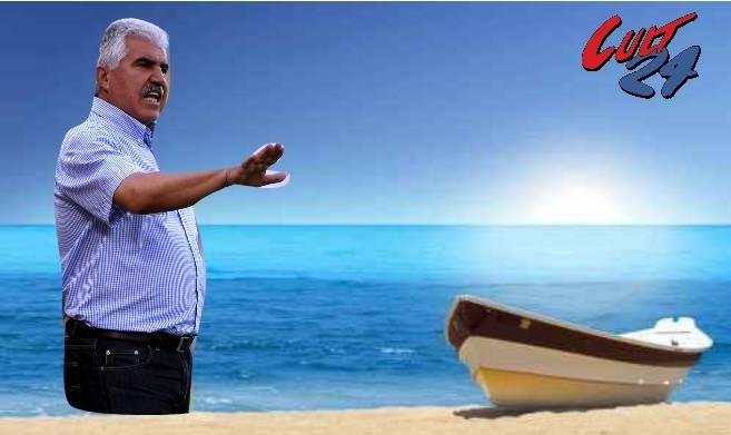 «Μένουμε Ελλάδα ασούμε» - Με το Γιώργο Παράσχο