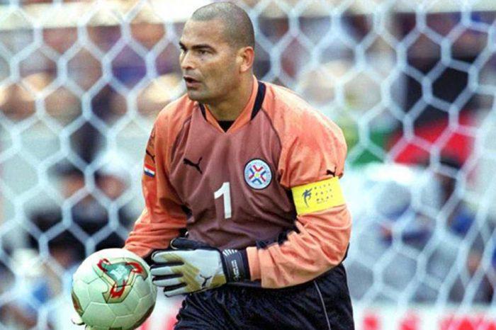 Χοσέ Λουίς Τσιλαβέρτ: ένας γκολτζής τερματοφύλακας