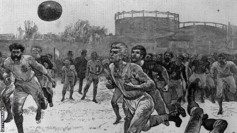 Ο πρώτος τελικός στην ιστορία του Κυπέλλου Αγγλίας