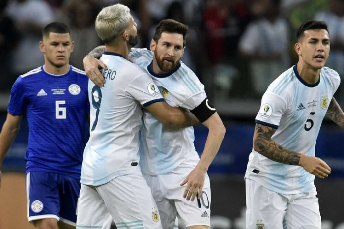Ένα ακόμα μεγάλο ματς από την Αργεντινή μας