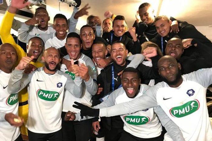 Η ερασιτεχνική ομάδα στον Ινδικό Ωκεανό που πέρασε στους 32 του Κυπέλλου Γαλλίας!
