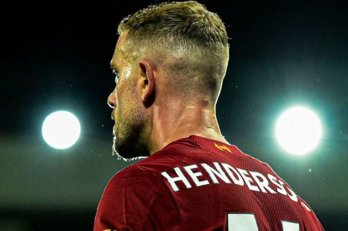 «Χέντερσον, λείπεις. Με αγάπη, το κέντρο της Λίβερπουλ».