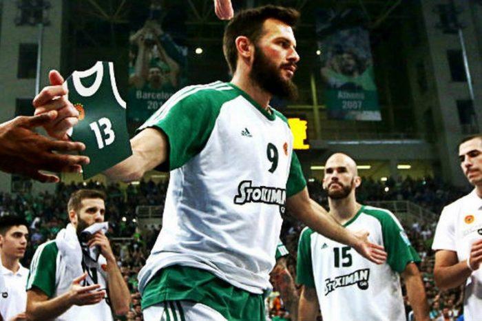 Αντώνης Φώτσης, ο Φοίβος Δεληβοριάς του μπάσκετ