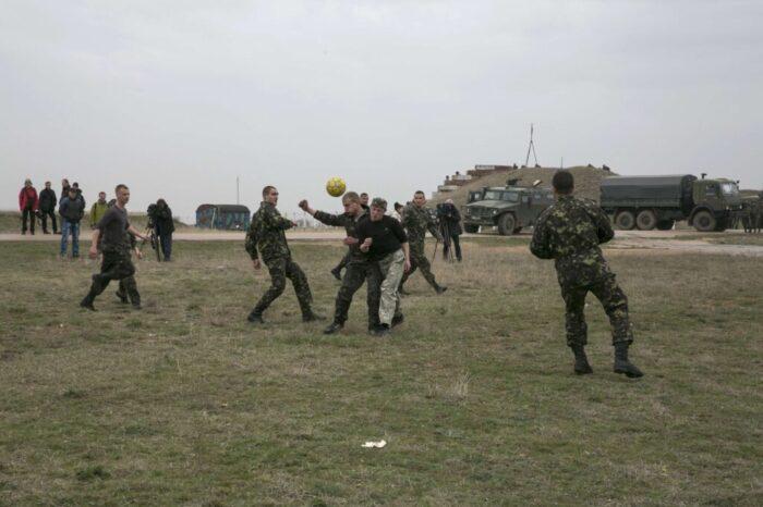 Στρατός και ποδόσφαιρο