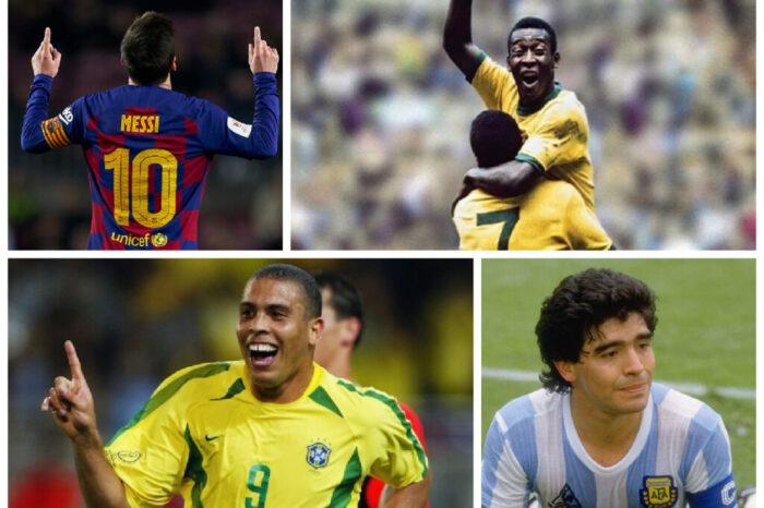 Ποιον ποδοσφαιριστή θα επανέφερες στην ηλικία των 18; (Poll)