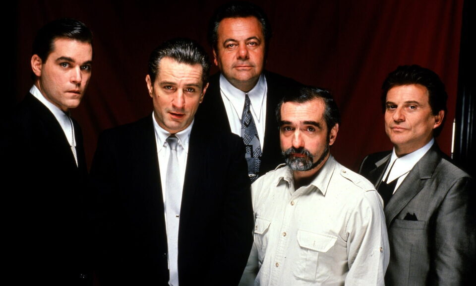As far as back as I can remember, I always wanted to be a gangster...(GOODFELLAS)