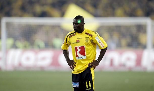 Ο Αντού δηλώνει ακόμα ποδοσφαιριστής και έκλεισε στην Δ Σουηδίας