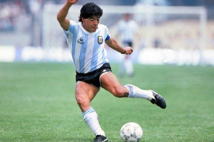 Diego Armando Maradona (1960 – 2020)
