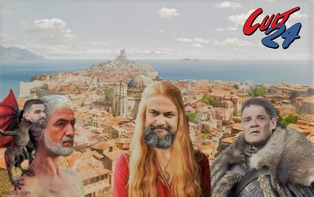 Game Of Thrones - Super League Edition