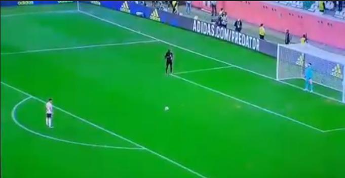 Το καλύτερο πέναλτι στην ιστορία του ποδοσφαίρου (Video).