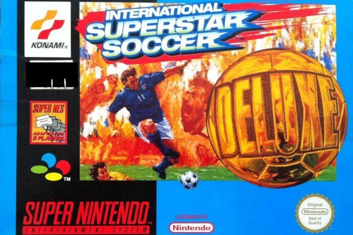 Το πορωτικό International Super Star Soccer Deluxe