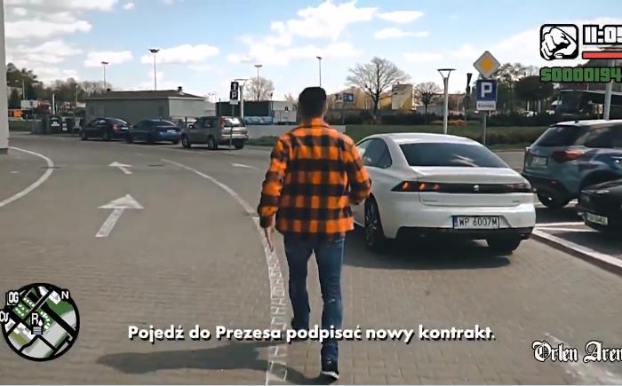 Ανανέωση συμβολαίου σε στυλ GTA (Video)