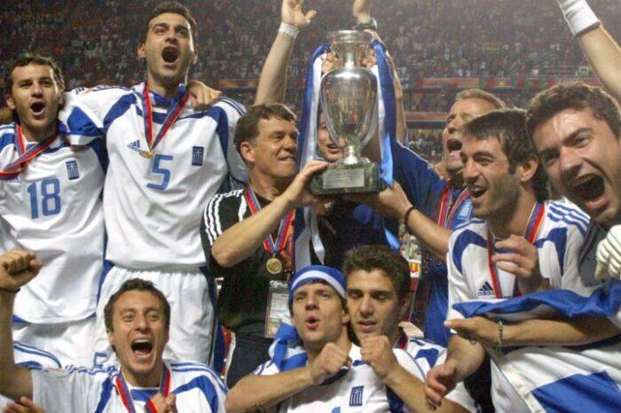 Που ήμασταν όταν η Εθνική κατέκτησε το Euro 2004